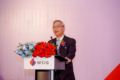 MSIG celebrates 10th year in Vietnam