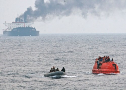 Shipowner arrested for alleged fraud in pirate attack