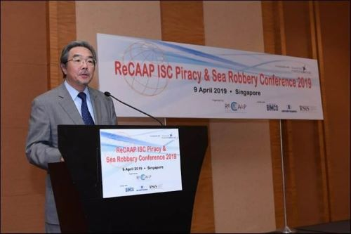 Marine piracy incidents in Asia down 25%