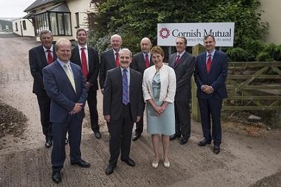 Cornish Mutual opens Devon office