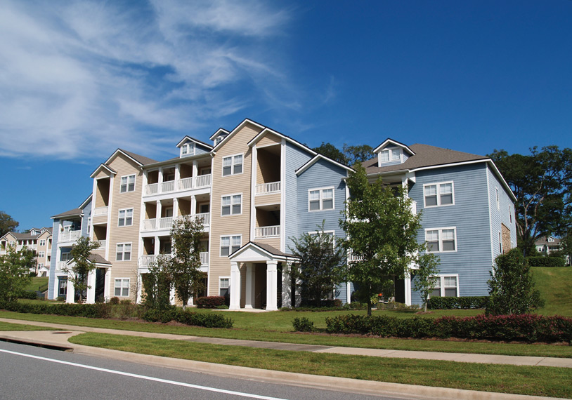 Multifamily leads to decline in housing starts