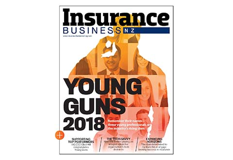 2018 Insurance Business NZ Young Guns