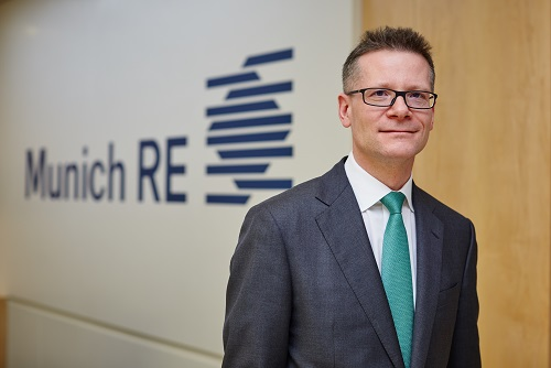 Munich Re names new CIO, member of the board of management