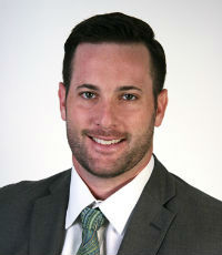 Parker Rains, Vice president, Fisher Brown Bottrell Insurance