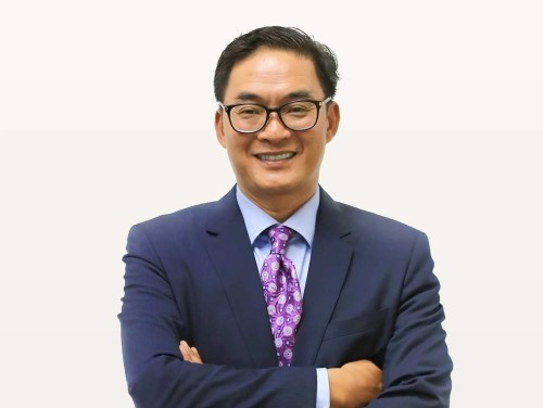 Aviva's Paul Nguyen looks back to his roots