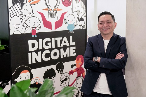 Income's Peter Tay on digital transformation of insurers