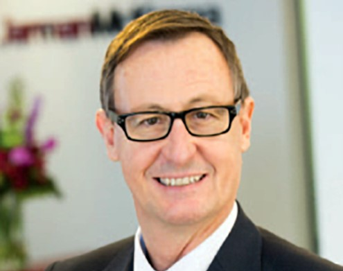 Opportunity led industry stalwart to insurance