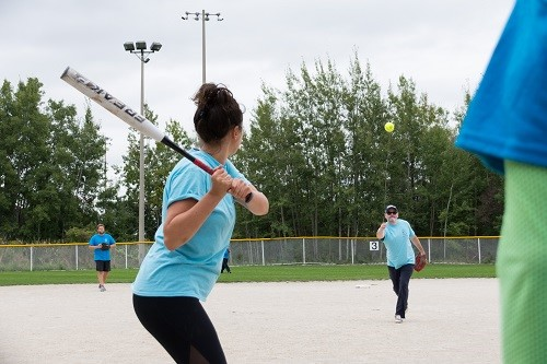 Brokers 'keep it real' in Trisura annual charity softball tournament
