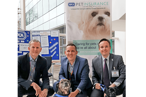 Covéa Insurance expands pet proposition with charity tie-up