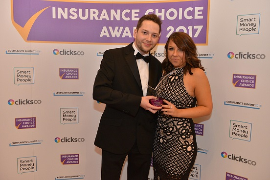 Ripe Insurance named the best specialist insurance provider in the UK
