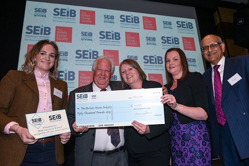 Revealed: Finalists for 2019 SEIB Insurance Brokers Charity Awards