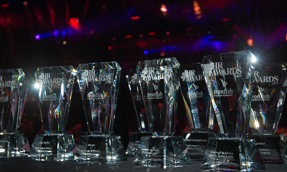 Australian HR Award winners announced