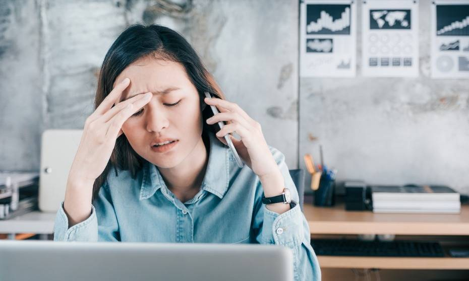 Almost 100% of Singaporeans are stressed at work