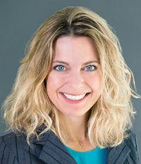 Sarah Elliott. Head of compliance, Blend