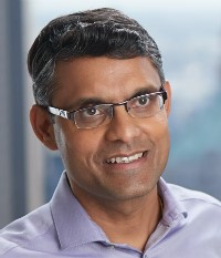Sastry Durvasula, Chief digital officer and chief data & analytics officer, Marsh