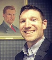 Scott Saunders, Vice president, Saunders Insurance Agency