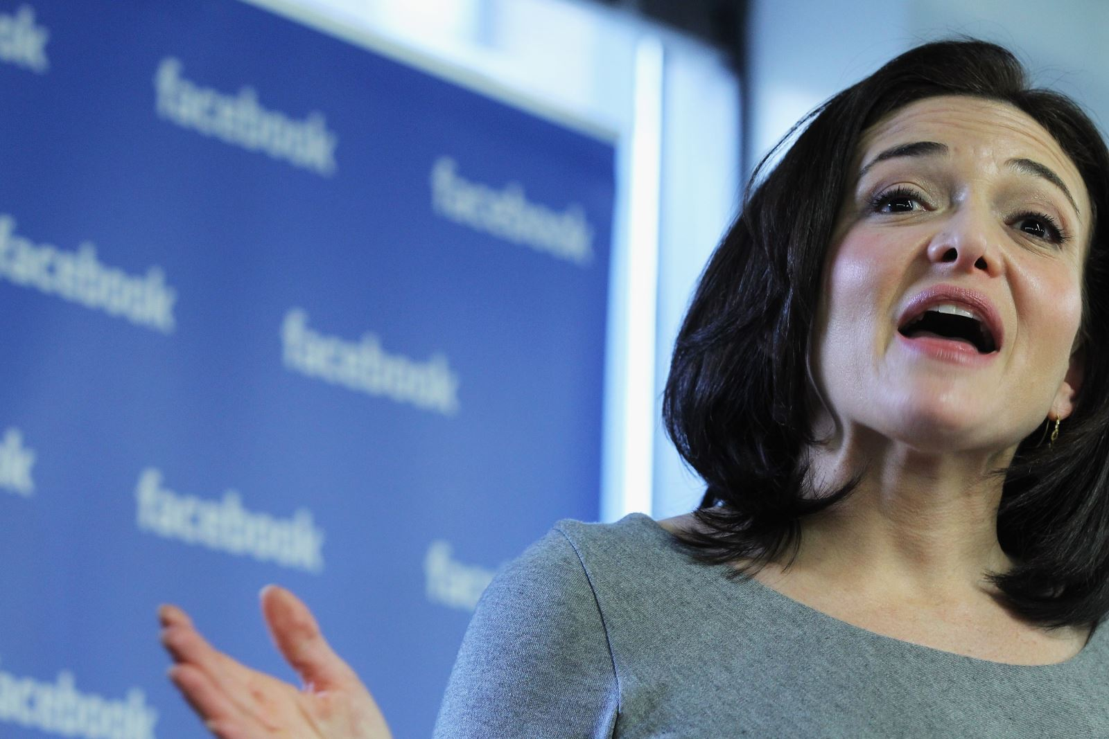 Facebook COO on the logic behind gender inequality