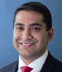 Shiraz Saeed, National practice leader, cyber risk, Starr Companies