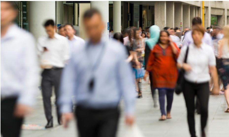 How does Singapore's foreign talent policy impact Singapore businesses ability to manage volatility?
