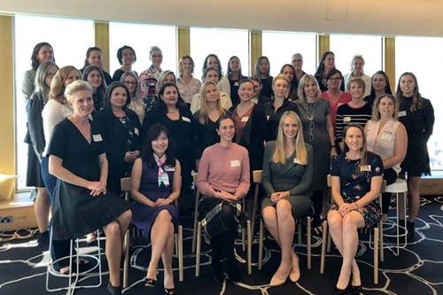 Broker network brings women together