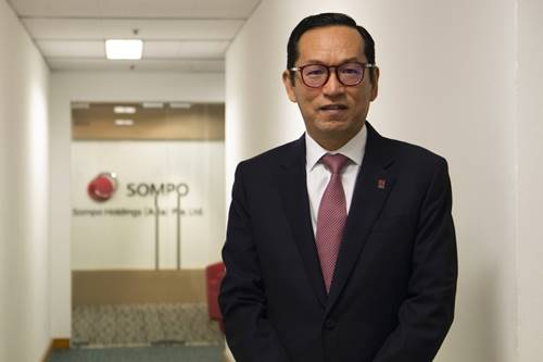 Sompo Holdings Asia appoints new regional CEO, COO