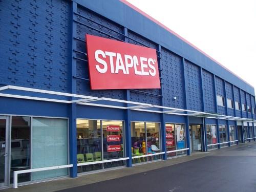 Staples may start selling business insurance