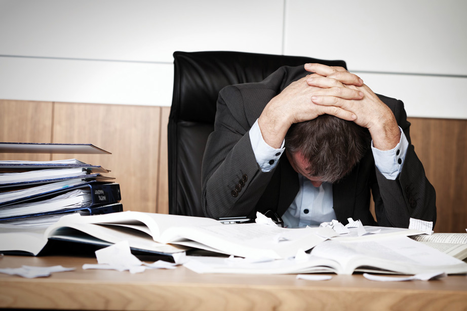 Are your employees facing a stress time bomb?
