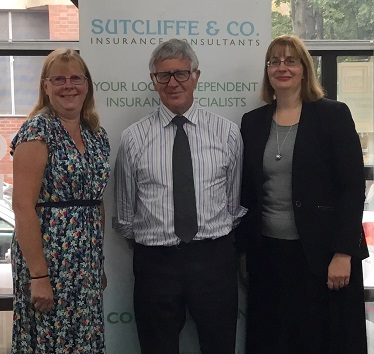Duo hit 30 year milestone with Sutcliffe & Co