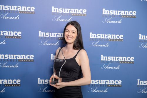 Award-winning young insurance star reflects on success