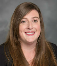 Terri John, Commercial lines underwriter-team leader, Arlington/Roe