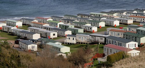 Carry on camping: Saga reveals top caravan mishaps