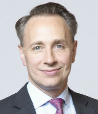 Thomas Buberl, CEO, AXA