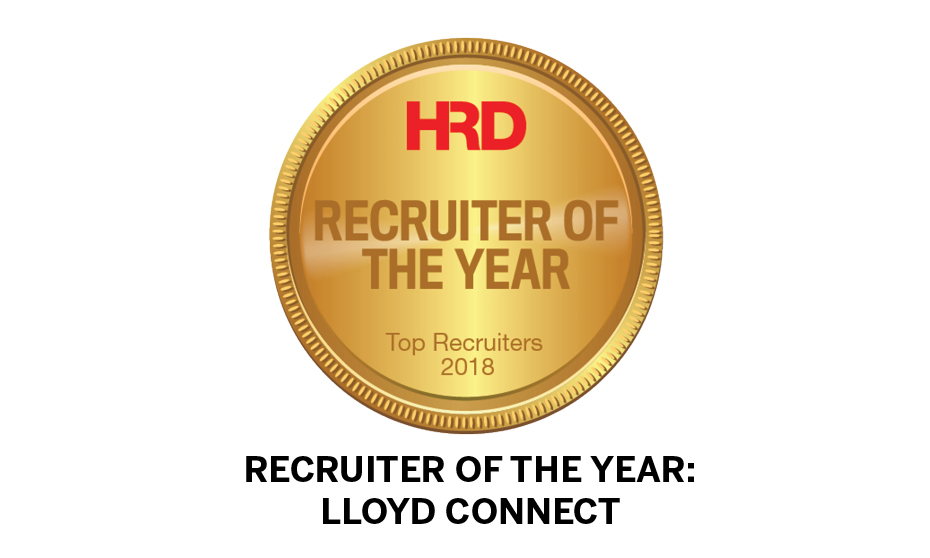 Recruiter of the year: LLOYD CONNECT