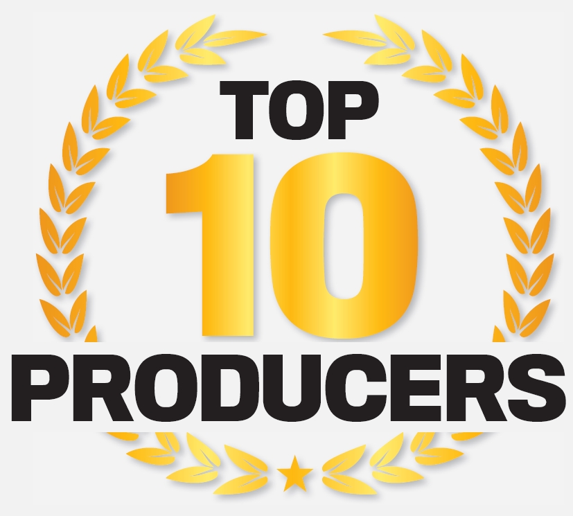 Top 10 Producers 2015