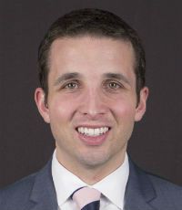 Tyler LaMantia, Area Executive Vice President, Gallagher
