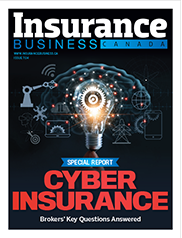 Insurance Business Magazine 7.04 - Cyber Report