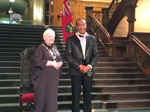 PCMA founding partner receives Order of Ontario distinction