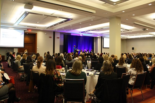 Women in Insurance event couldn't come at a better time for the industry