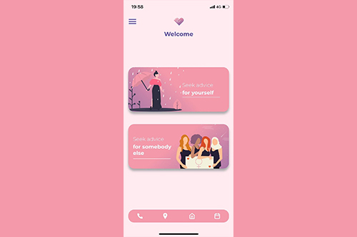 PremFina backs app against domestic violence