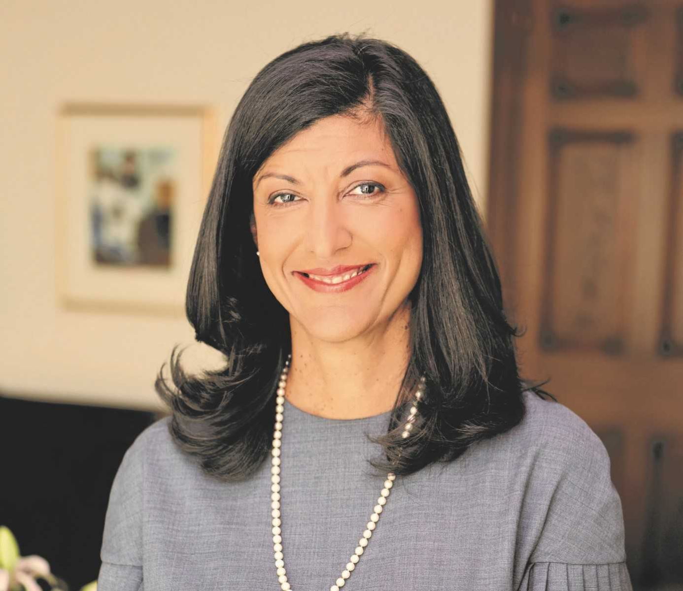 Zabeen Hirji, Former CHRO, Royal Bank of Canada