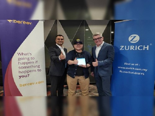 Zurich Malaysia, start-up partner for legacy planning solution