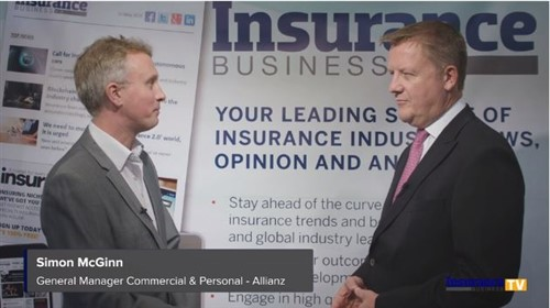 How does insurance merger impact brokers?