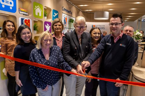 Australian Seniors opens first store for the Central Coast region