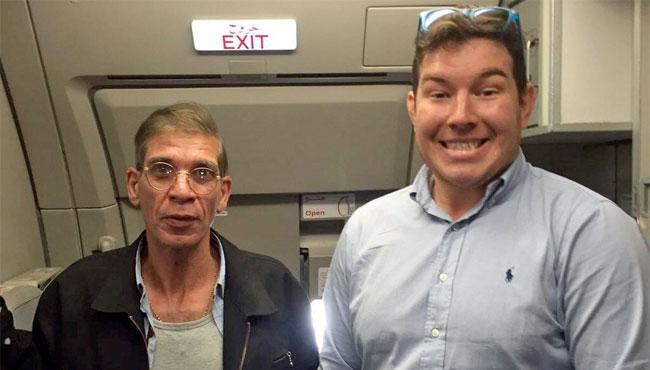 Could hijack hostage's selfie see him sacked?