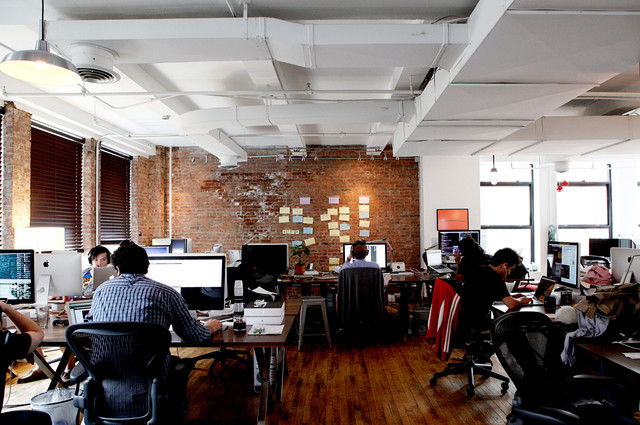 Offices: trading in high-rise for hipster