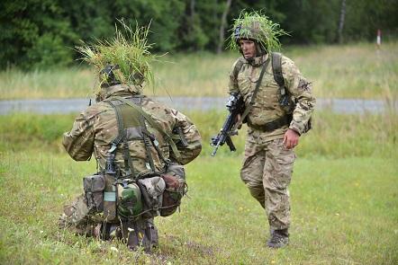 BIBA identifies policies to help Armed Forces members
