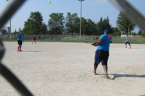 Trisura hosts broker softball event to raise money for charity