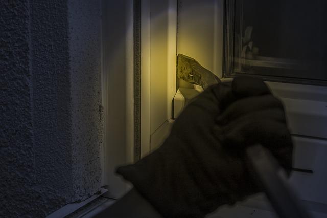 UK burglary fears on the rise