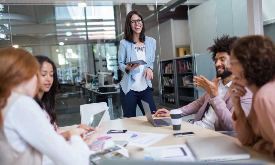 A manager's work habits can influence employees' work-life balance