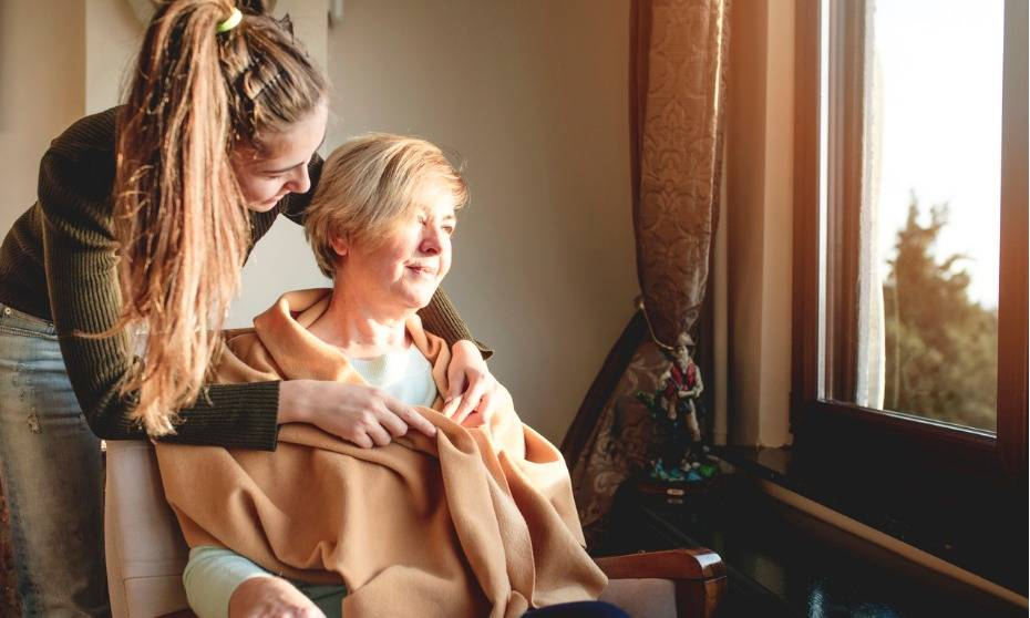 More women leave work to care for aging loved ones
